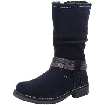 Schuhe Mädchen Stiefel Lurchi By Salamander Stiefel blau