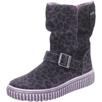 Schuhe Mädchen Stiefel Lurchi Stiefel 33.37003-25 charcoal 33-37003-25 grau