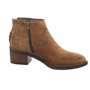 Alpe Stiefeletten 4392 braun - Schuhe Stiefel Damen 10995