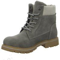 Schuhe Damen Stiefel Pep Step Stiefeletten 7924202,grey 7924202 00011 grau