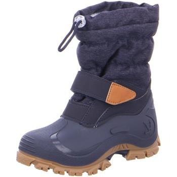 Schuhe Jungen Stiefel Lurchi By Salamander Winterstiefel 33-29871-49 blau