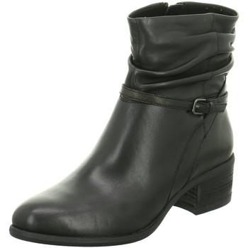 Schuhe Damen Stiefel Spm Shoes & Boots Stiefeletten 15400004-01-02002-01001 schwarz