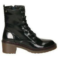 Schuhe Damen Low Boots D'angela DCZ16317 Noir