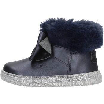 Schuhe Mädchen Sneaker High Balducci - Tronchetto blu CITA3353 BLU