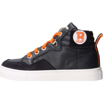 Schuhe Jungen Sneaker High Balducci - Polacchino blu BUTT1556 BLU