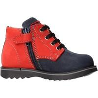 Schuhe Jungen Boots Balducci - Polacchino blu EXPR2104 BLU