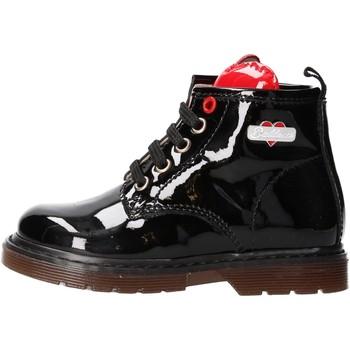 Schuhe Jungen Boots Balducci - Anfibio nero MATRIX 1910 NERO