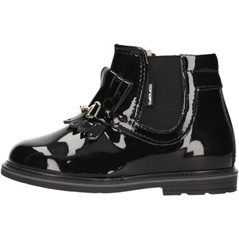 Schuhe Mädchen Low Boots Balducci - Beatles nero CITA3402 NERO