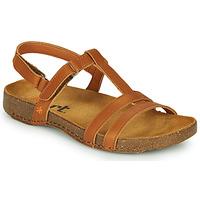 Schuhe Damen Sandalen / Sandaletten Art I BREATHE Braun