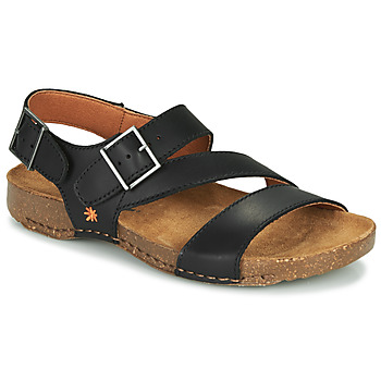 Schuhe Sandalen / Sandaletten Art I BREATHE Schwarz