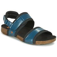Schuhe Herren Sandalen / Sandaletten Art I BREATHE Blau