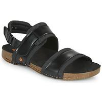 Schuhe Herren Sandalen / Sandaletten Art I BREATHE Schwarz