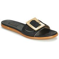 Schuhe Damen Pantoffel Neosens AURORA Schwarz