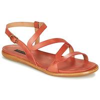 Schuhe Damen Sandalen / Sandaletten Neosens AURORA Rot