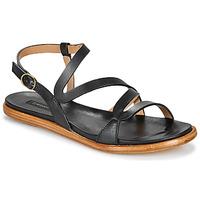 Schuhe Damen Sandalen / Sandaletten Neosens AURORA Schwarz