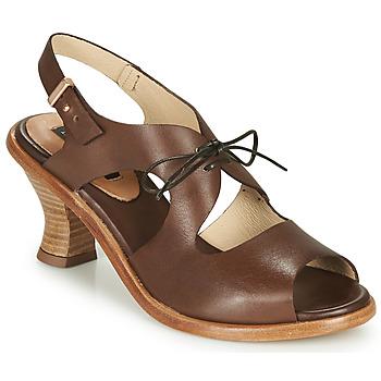 Schuhe Damen Sandalen / Sandaletten Neosens NEGREDA Braun