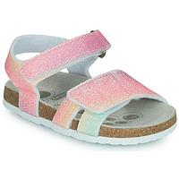Schuhe Mädchen Sandalen / Sandaletten Chicco FIORE Multicolor