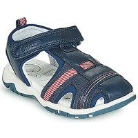 Schuhe Jungen Sportliche Sandalen Chicco CICCIO Blau