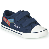 Schuhe Jungen Sneaker Low Chicco COCOS Marine / Weiss