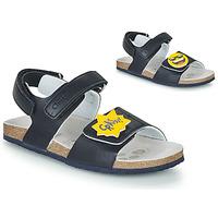 Schuhe Jungen Sandalen / Sandaletten Chicco HAZEL Blau / Gelb