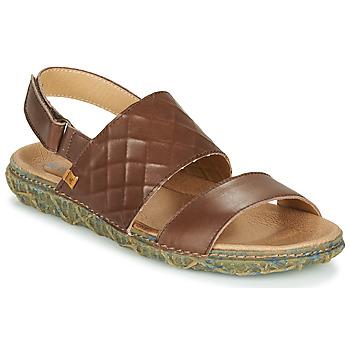 Schuhe Damen Sandalen / Sandaletten El Naturalista REDES Braun