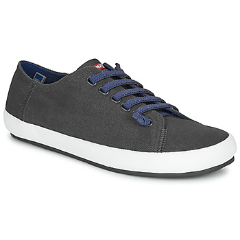 Schuhe Herren Sneaker Low Camper PEU RAMBLA VULCANIZADO Grau