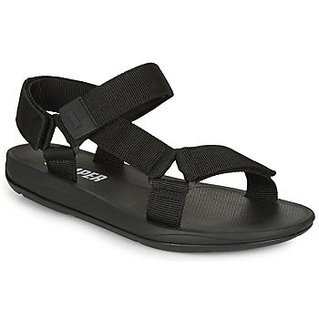 Schuhe Herren Sandalen / Sandaletten Camper Match Schwarz