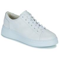 Schuhe Damen Sneaker Low Camper RUNNER Weiss