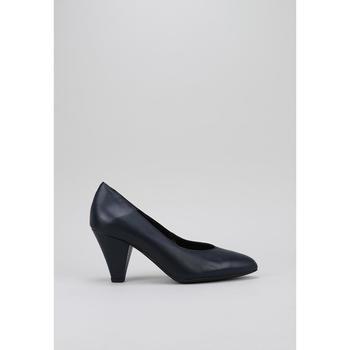 Schuhe Damen Pumps Krack BARTI Blau