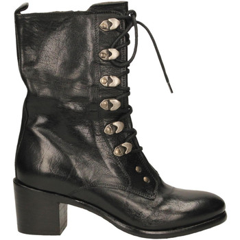 Schuhe Damen Low Boots J.p. David CANDY nero