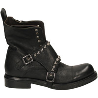Schuhe Damen Boots J.p. David WEST LUX + BORCHIE nero