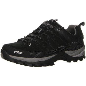 Schuhe Herren Fitness / Training Cmp F.lli Campagnolo Sportschuhe RIGEL LOW TREKKING 3Q13247,73UC schwarz