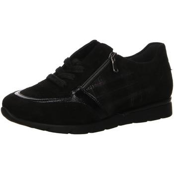 Schuhe Damen Derby-Schuhe & Richelieu Semler Schnuerschuhe S-CHEV/KILT/K-L. N8125251/001 schwarz