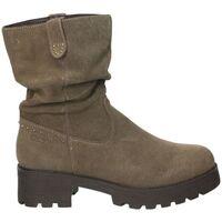Schuhe Damen Low Boots Chika 10 LEONOR 08 Marron