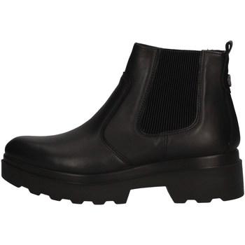 Schuhe Damen Low Boots Igi&co 41674/00 BLACK