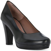 Schuhe Damen Pumps Priv Lab NERO NAPPA Nero