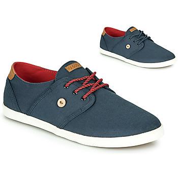 Schuhe Sneaker Low Faguo CYPRESS Blau / Braun / Rot