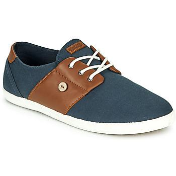 Schuhe Herren Sneaker Low Faguo CYPRESS Marine / Braun