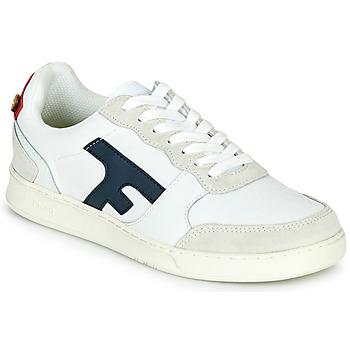 Schuhe Sneaker Low Faguo HAZEL Beige / Marine / Rot