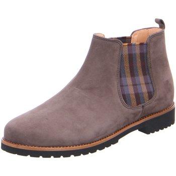 Schuhe Damen Stiefel Ganter Stiefeletten 8-208352-6700 grau