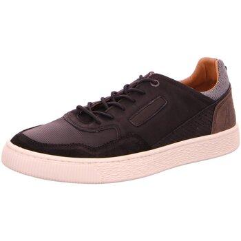 Schuhe Herren Sneaker Bullboxer -66 648K20319A BKGY blau