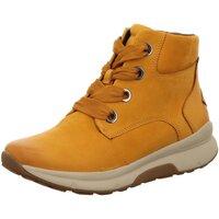 Schuhe Damen Stiefel Gabor Stiefeletten Rolling Soft 36.805.31 gelb