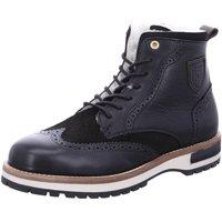 Schuhe Herren Stiefel Pantofola D` Oro 10193071.25y schwarz