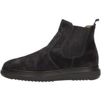 Schuhe Herren Boots IgI&CO 41114/55 BLUE