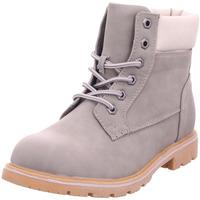 Schuhe Damen Stiefel Pep Step - 7924202 grau