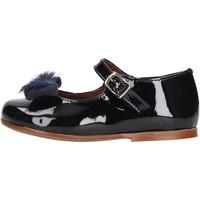 Schuhe Mädchen Sneaker Clarys - Ballerina blu 1154 BLU
