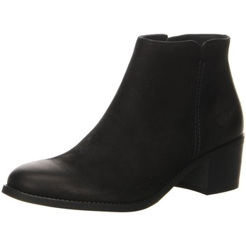 Schuhe Damen Stiefel Paul Green Stiefeletten 0065-9594-055 9594-055 schwarz