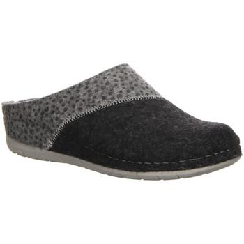 Schuhe Damen Hausschuhe Rohde Riesa -40 6032.82 grau