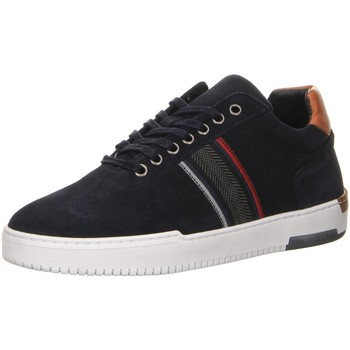 Schuhe Herren Sneaker Cycleur De Luxe navy suede vermont cdlm192075 blau
