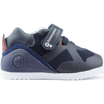 Schuhe Kinder Sneaker Low Biomecanics BEBÉ PUNTA R. STIEFEL AZUL_MARINO